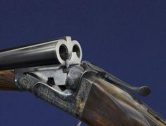 Anderson Wheeler .500 Nitro Express double rifle