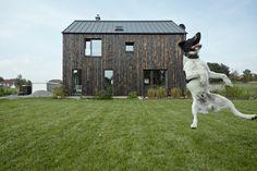 Casa Dox / Mjölk architekti