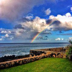 Makaha Beach, Oahu, HI