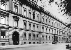 Berlin, Wilhelmstraße 64, Justizministerium, Um 1925.