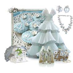 """Cupcakes"" by mary-rt on Polyvore"
