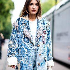 En materia de estilo en la calle, ellas son las auténticas 'jefazas'. Las mujeres que mandan en el street style, en smoda.es