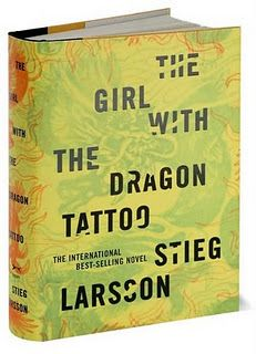 The Girl With The Dragon Tattoo...amazing read!