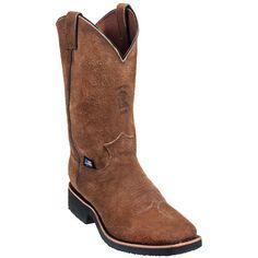 Chippewa Boots 29331 Mens USA Made Square Toe Cowboy Boots