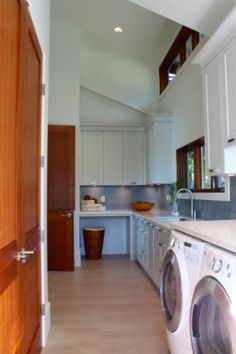 Laundry Room Design By Interior Solutions Group Inc