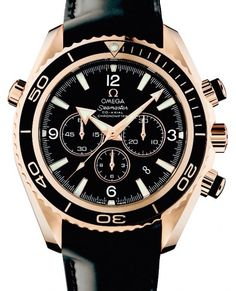 Omega Seamaster Planet Ocean Co-Axial Chronometer  600M