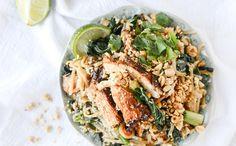 What's for dinner? Thai Street Noodles.