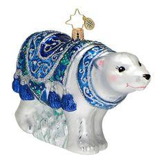 New ! Radko 2013 Ice Majesty Christmas Ornament In Stock