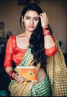 Beautiful Girl Indian, Most Beautiful Indian Actress, Beautiful Girl Image, Beautiful Saree, Beautiful Women, Beauty Full Girl, Cute Beauty, Beauty Women, Women's Beauty