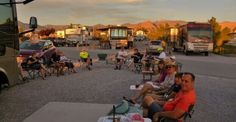 """See 1 photo and 3 tips from 40 visitors to Wine Ridge RV Resort. """"This is a very quiet RV park with an older crowd of people. Rv Parks, Us Travel, Rally, Cottages, Four Square, Scenery, Street View, Events, Wine"""