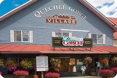 vermont cabot quechee gorge village - Google Search
