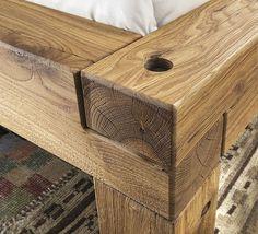 "Doppelbett ""Madea"" #woodworkingprojects"