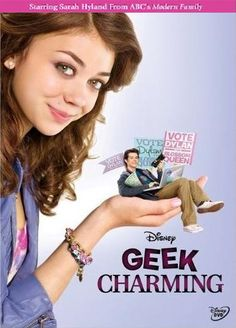 i'll admit... i love this movie. GEEK CHARMING (based on the novel by Robin Palmer). 2011. Disney.