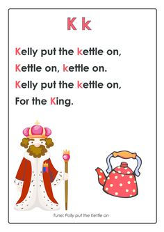 PREMIUM BUNDLE with this page. *limited time* TAKE IT AWAY! CLICK. ABC Songs – Letter K  #Learn #letters #sing #nursery #rhymes #Pre-K