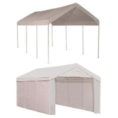Event tent canopy party weather protection carport rain sun sheild car storage #Unbranded