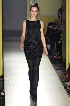 Biba at London Fashion Week Fall 2008 - Runway Photos