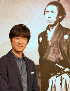 "Drama's Inn: Sakai Masato em ""Nichirin no Isan"""