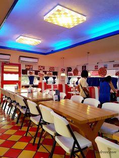 Thorned Rose: Pampanga Food Find: Mr. Cupcake Diner  Retro-inspired restaurant in Pampanga