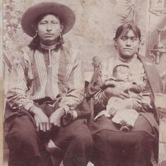 Native American Photograph of Pawnee