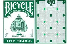 Bicycle The Hedge Playing Cards