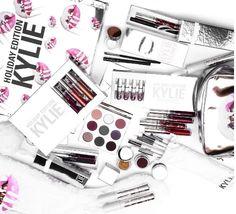 Já viram a nova coleção da Kylie Janner Holiday edition  para o Natal e Réveillon vejam no blog tudo sobre a coleção .