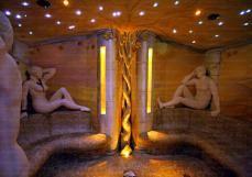 Zestaw Sauna LED