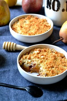 Healthy Crumble, Manger Healthy, Coco, Macaroni And Cheese, Paleo, Vegetarian, Healthy Recipes, Snacks, Recipes