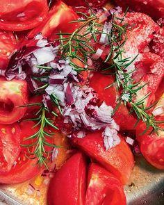Tomaten konservieren: Rezepte für den Sommer auf Vorrat  (Redaktion: Karin Messerli; Fotos: Nadia Neuhaus) Heft 15