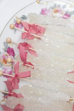 Little Big Company | The Blog: Gorgeous Gingham Kitchen Tea by Rock Paper Sugar Events