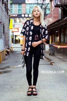 Korean Street Fashion | Official Korean Fashion