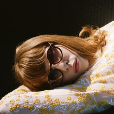 Hannah Metz in Zanzan 'Mizaru' sunglasses ~ http://zanzan.co.uk/products/mizaru-2 photo by Kristin Gallegos