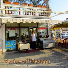 Considering that Italy is pretty much one big restaurant, there's never any difficulty finding suitable Venice Osteria and Trattoria. Eating Well, Us Travel, Croatia, Venice Restaurants, Traveling By Yourself, Chill, Wellness, Italy, Ayurveda