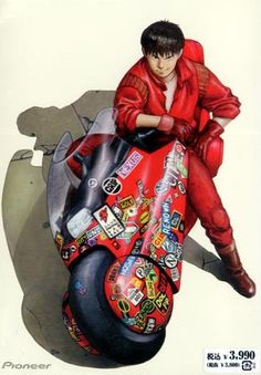 Akira...I didn't expect to like this movie...I loved it. The right amount of action..