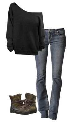 Untitled #131 by l-r-warda on Polyvore featuring Converse