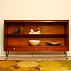 Glass Door Cabinet, $924, now featured on Fab.