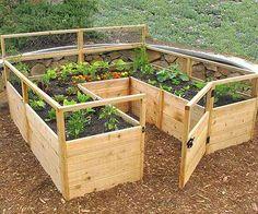 DIY Raised-Garden Kits You Can Actually Build