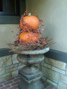 120 Fall Porch Decorating Ideas