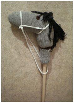 Keppiehevonen villasukasta / Hobbyhorse out of wool sock Wool Socks, Clothes Hanger, Blog, Crafts, Children, Kids, Fashion, Hobby Horse, Horse