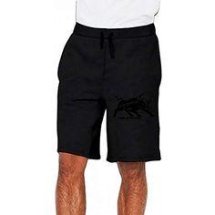 JiJingHeWang Lord Give Me Patience 2 Mens Casual Shorts Pants