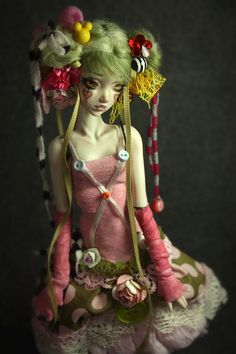 Porcelain BJD's by Forgotten Hearts | Flickr : partage de photos !