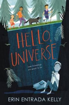 Hello Universe / Erin Entrada Kelly. This title is not available in Middleboro right now, but it is owned by other SAILS libraries. Follow this link to place your hold today!