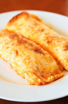 Low FODMAP Recipe and Gluten Free Recipe - Baked burrito http://www.ibs-health.com/low_fodmap_baked_burrito.html