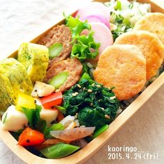 11137713 748630135257585 1530350223 n Bento Box Lunch, Japanese Food, Cornbread, Cantaloupe, Food And Drink, Meals, Fruit, Ethnic Recipes, Happy