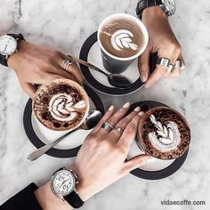 Coffee dates are the perfect dates.