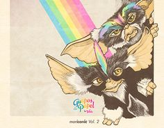 "Check out new work on my @Behance portfolio: ""GREMLINS PUNK"" http://be.net/gallery/49795345/GREMLINS-PUNK"