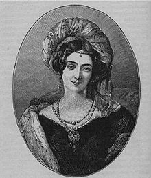 Princess Victoria, Duchess of Kent, mother of Queen Victoria  (Captions by Ashley Hedges)
