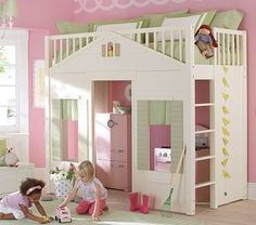 This would be my little girl's room!