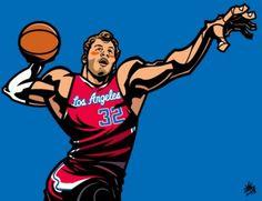 Blake Griffin 'Dunk' Art