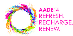This year's theme is Refresh, Recharge, and Renew.