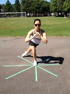 Favourite Balance Exercise: The Star Balance | Jessie Wong | Vancouver Physiotherapy